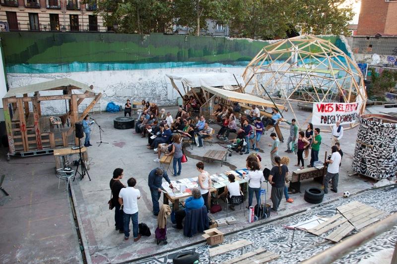 Voces del Extremo Madrid 2014: Poesía y desobediencia