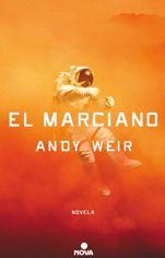 El marciano de Andy Weir consigue el Premio Goodreads 2014 en la categoría de ciencia ficción