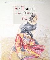 Javier de Juan reedita su cómic 'Sic Transit o la muerte de Olivares'