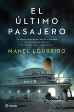 'El último pasajero' de Manel Loureiro