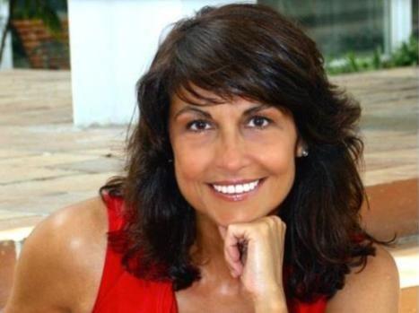 La actriz Cristina Higueras debuta en la novela negra con