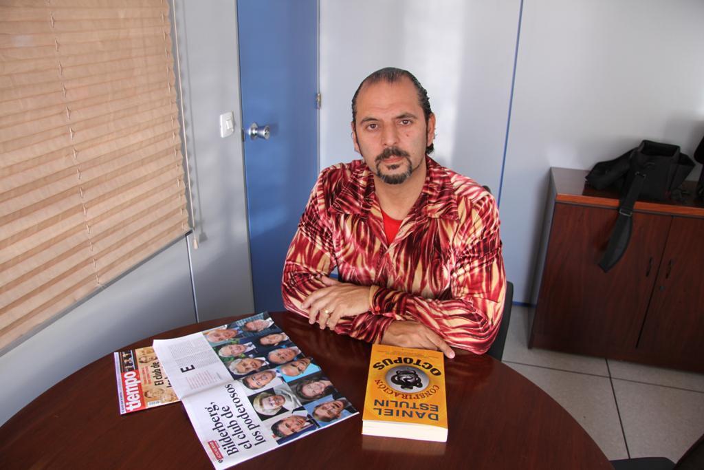 Entrevista a Daniel Estulin, autor de