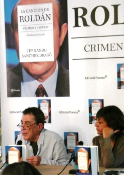 Fernando Sánchez Dragó (Fotos: Julia María Labrador)