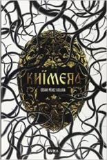 César Pérez Gellida, con su recién publicado 'Khimera', experimenta con un thriller de ciencia-ficción