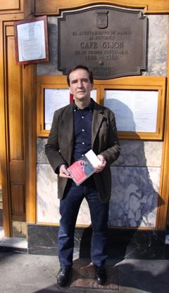 Martín Casariego (Fotos: Javier Velasco)