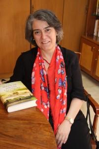 Matilde Asensi (Fotos: Javier Velasco)