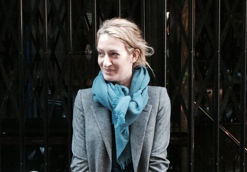 Milena Busquets, el 'boom' de la Feria del Libro de Frankfurt