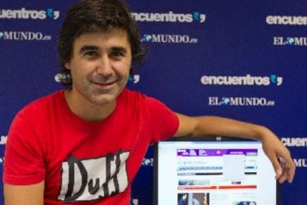 El periodista Pedro Simón publica la novela
