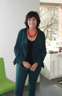 Rosa Montero (Fotos: Javier Velasco)
