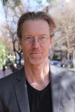 Anders Roslund (Fotos: Javier Velasco)
