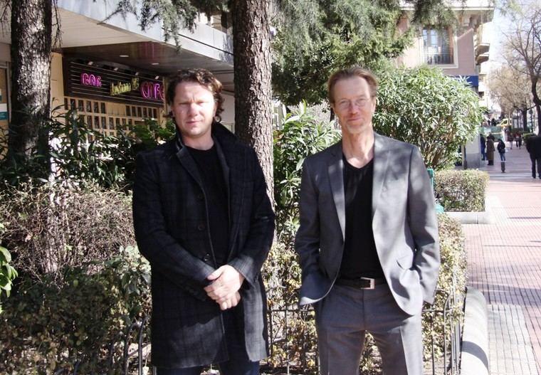 Stefan Thunberg y Anders Roslund