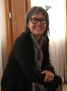 Ruth Ozeki (Fotos: Javier Velasco)