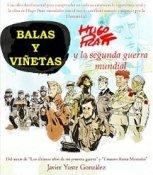 'Balas y Viñetas: Hugo Pratt y la Segunda Guerra Mundial' de Javier Yuste
