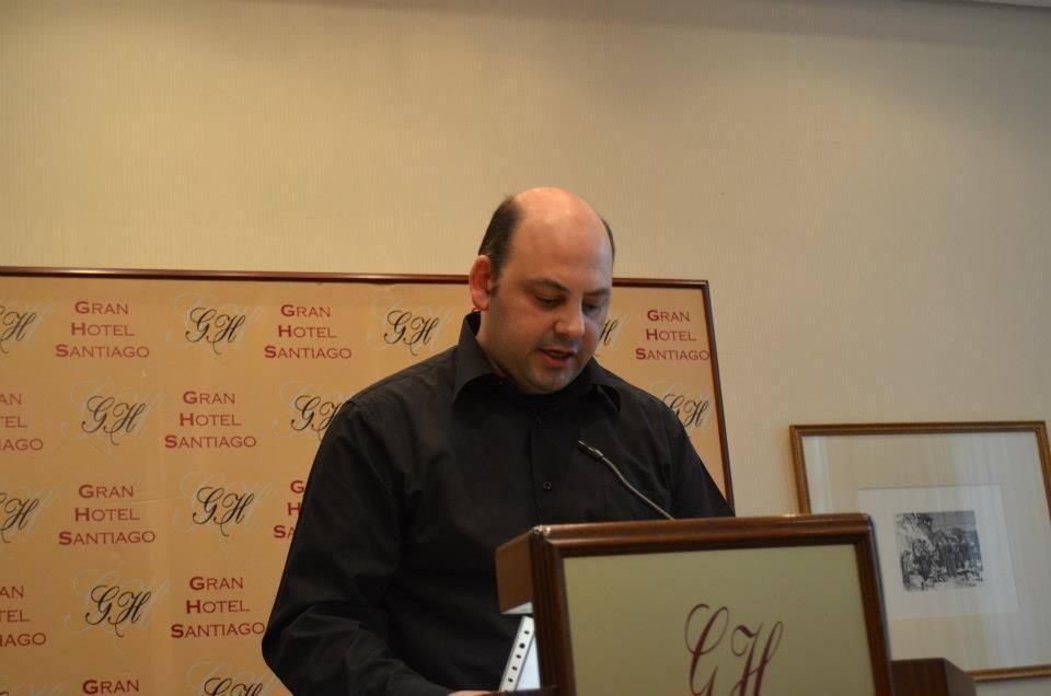 Los poetas Luis Hernández Rubio y Diego Muñoz publican