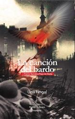 'La canción del bardo', la nueva obra de Úna Fingal