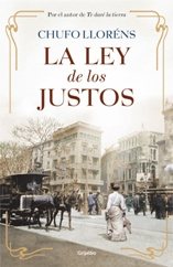 Chufo Llorèns regresa con una nueva novela histórica, 'La ley de los justos'