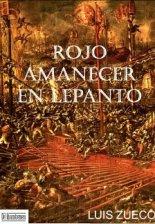 Luis Zueco publica su primera novela 'Rojo amanecer en Lepanto'