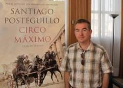 Entrevista a Santiago Posteguillo, autor de