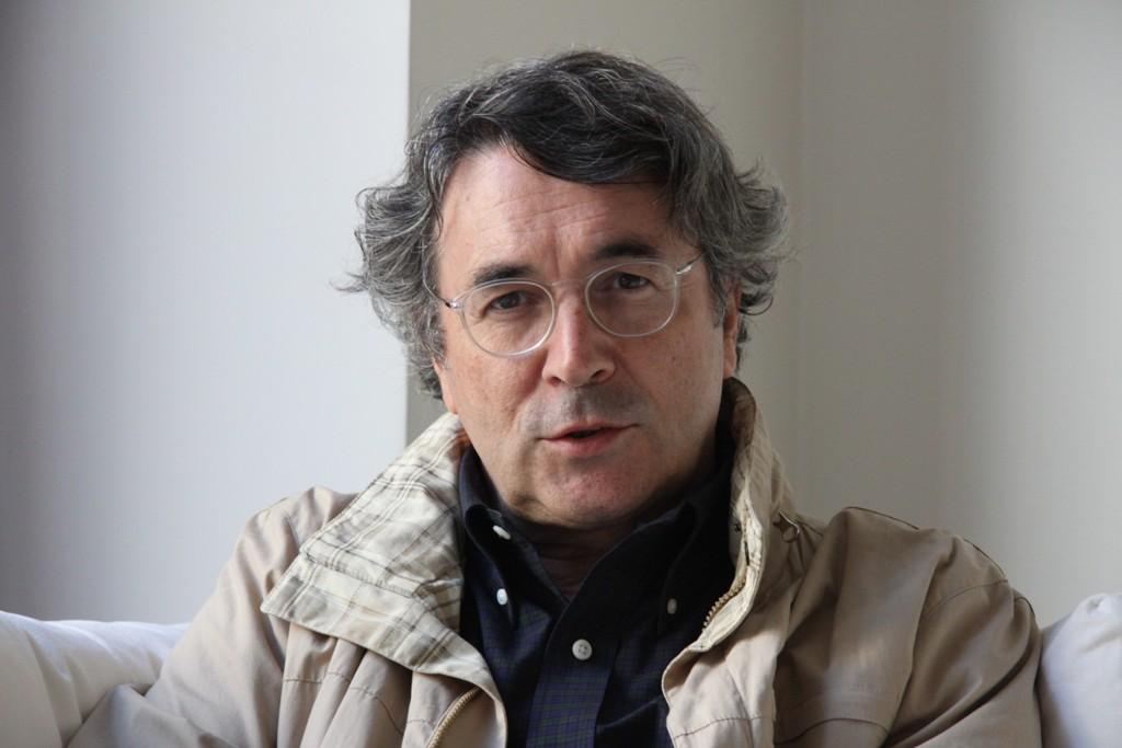 El escritor leonés Andrés Trapiello presenta