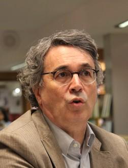 Andrés Trapiello (Fotos: Javier Velasco)