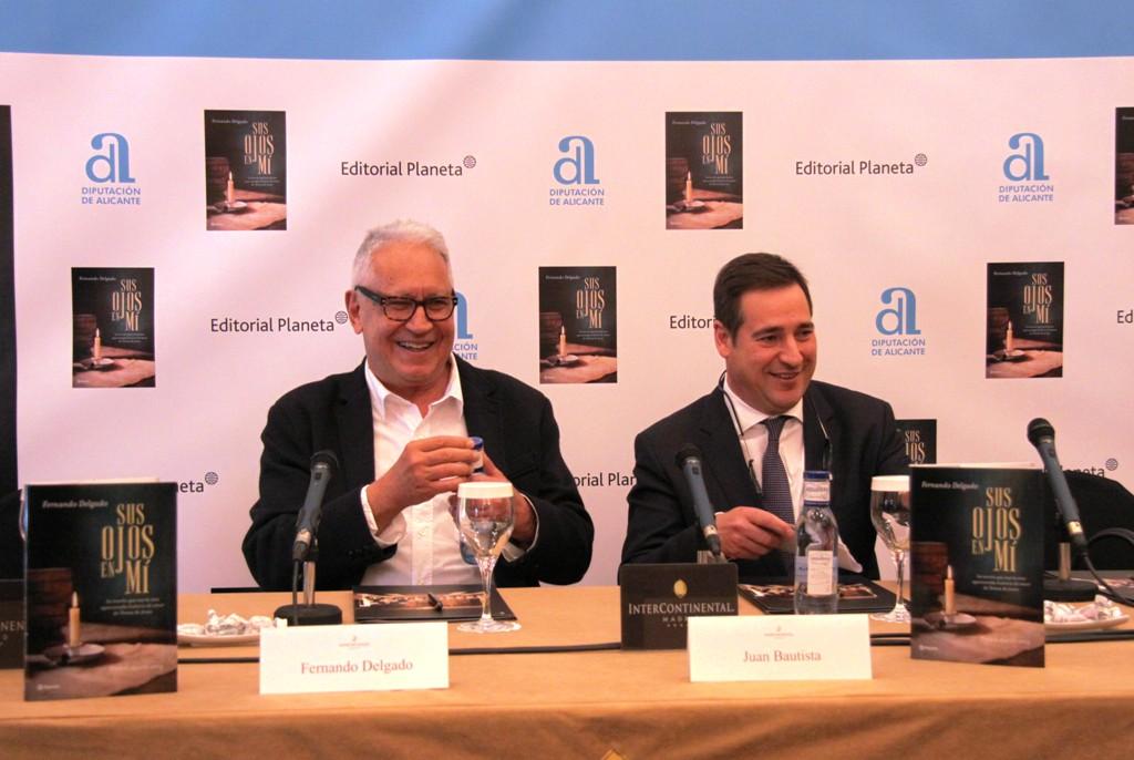 Fernando Delgado y Juan Bautista Cotino