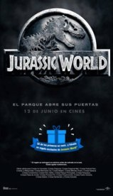 """""""Jurassic world"""", producida por Steven Spielberg y dirigida por Colin Trevorrow"""