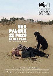 """""""Una paloma se posó en una rama a reflexionar sobre la existencia"""", escrita y dirigida por Roy Andersson"""