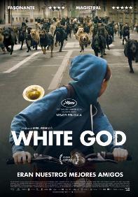 """White god (Dios blanco)"", película húngara coescrita y dirigida por Kornél Mundruczó"