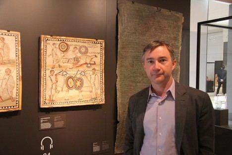 """Santiago Castellanos presenta """"Barbarus. La conquista de Roma"""""""
