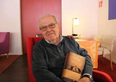 Entrevista a Chufo Llorèns, autor de