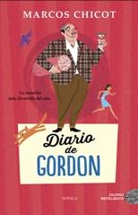 'Diario de Gordon' de Marcos Chicot, una comedia genial
