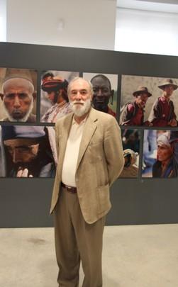 Eduardo Aznar (Fotos: Javier Velasco)