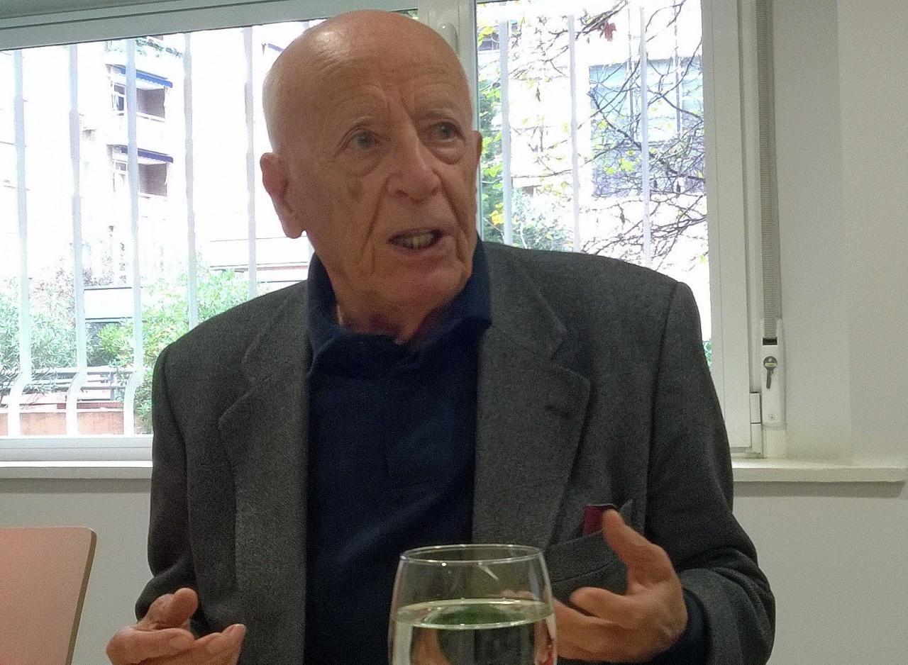 Emilio Lledó inaugura hoy día 3 la lectura de Las mil y una noches en