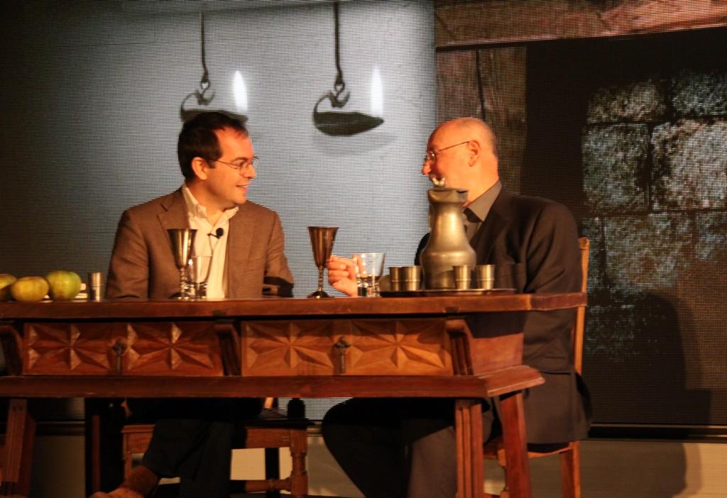 Juan Eslava Galán presenta su novela ganadora del Premio Primavera de Novela