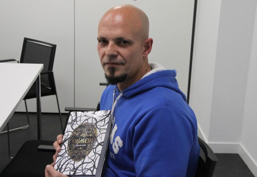 "Entrevista a César Pérez Gellida, autor de ""Khimera"""