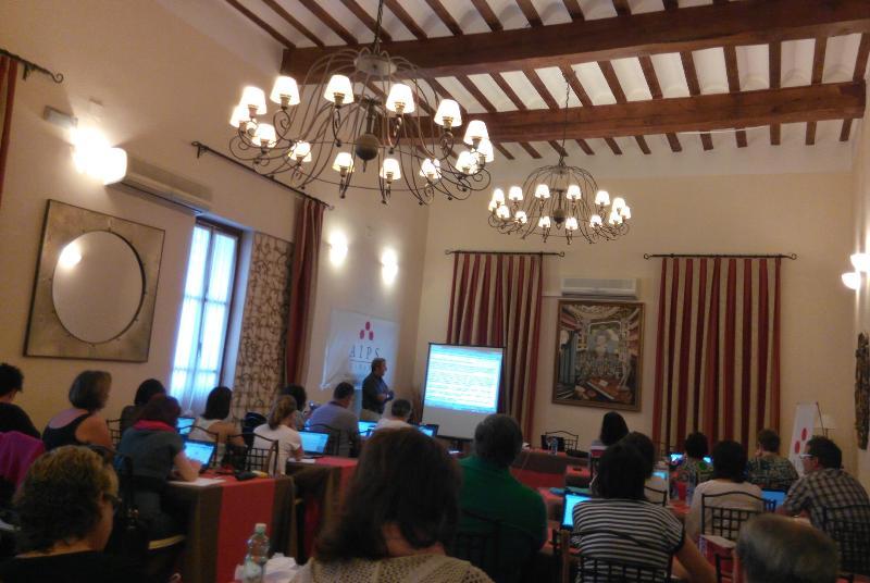 La Asociación Internacional de la Psicología de la Escritura celebra con éxito su III Congreso en Alcázar de San Juan