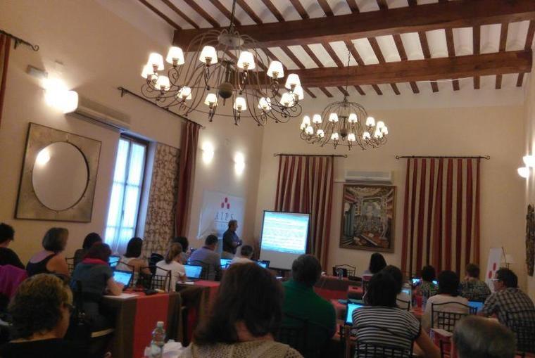 III Congreso organizado por la Asociacion Internacional de la Psicologia de la Escritura AIPS