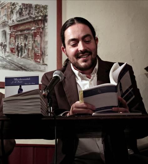 Firma de 'Ulises desconcertado', por José María Barbot