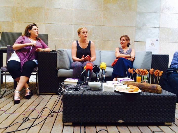 Jessica Cornwell y su literatura de alquimia llegan a Barcelona