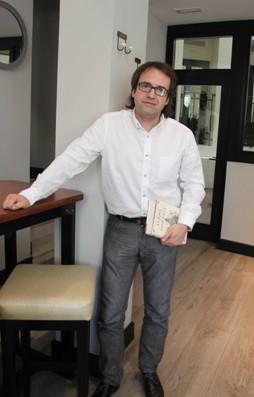 Juan Francisco Ferrándiz (Fotos: Javier Velasco)