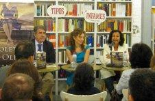 Presentación de la novela 'Violetas para Olivia' de Julia Montejo