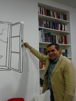 Manuel Ferro (Fotografías: Julía María Labrador Ben)