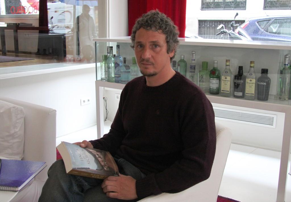 Martín Abrisketa: