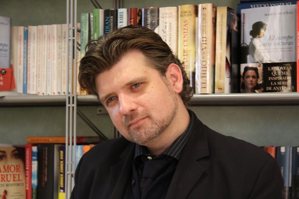 Entrevista a Francisco Narla, autor de