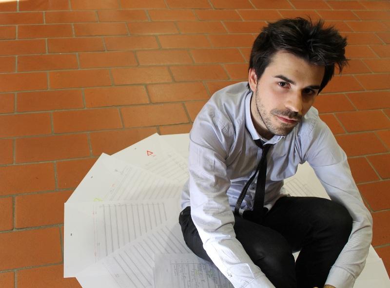 El compositor musical Óscar Escudero impartirá un taller sobre escritura y composición musical en la Escuela de Escritores Alonso Quijano