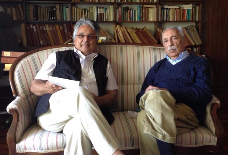 Agust�n y Salvador P�niker
