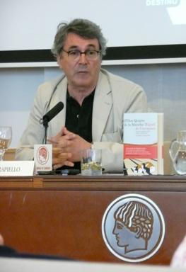 Andrés Trapiello (Fotos: Julia María Labrador Ben)