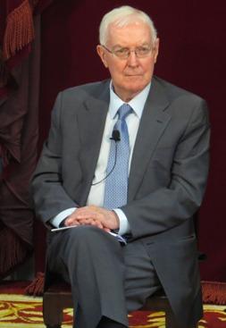 El director del Instituto Cervantes y director honorario de la Española, Víctor García de la Concha