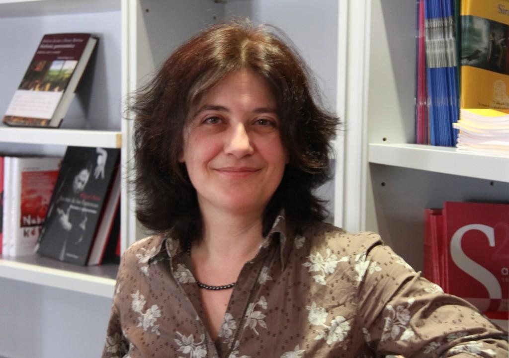 Entrevista a Rosa Ribas, autora de