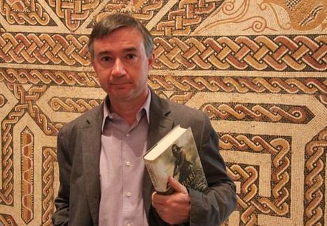 """Entrevista a Santiago Castellanos, autor de """"Barbarus. La conquista de Roma"""""""
